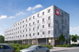 Baustart Meininger Heidelberg