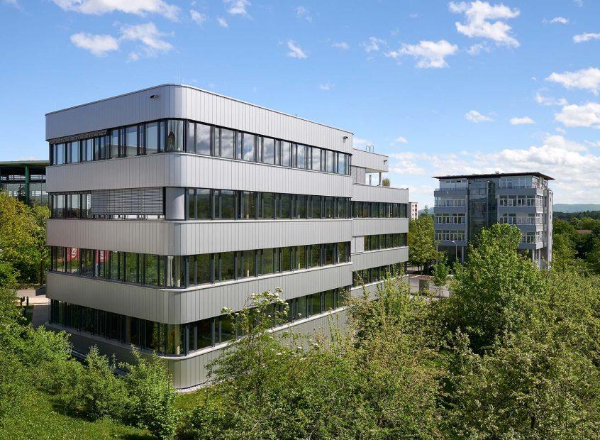 Verwaltungsgebäude iPoint-systems GmbH