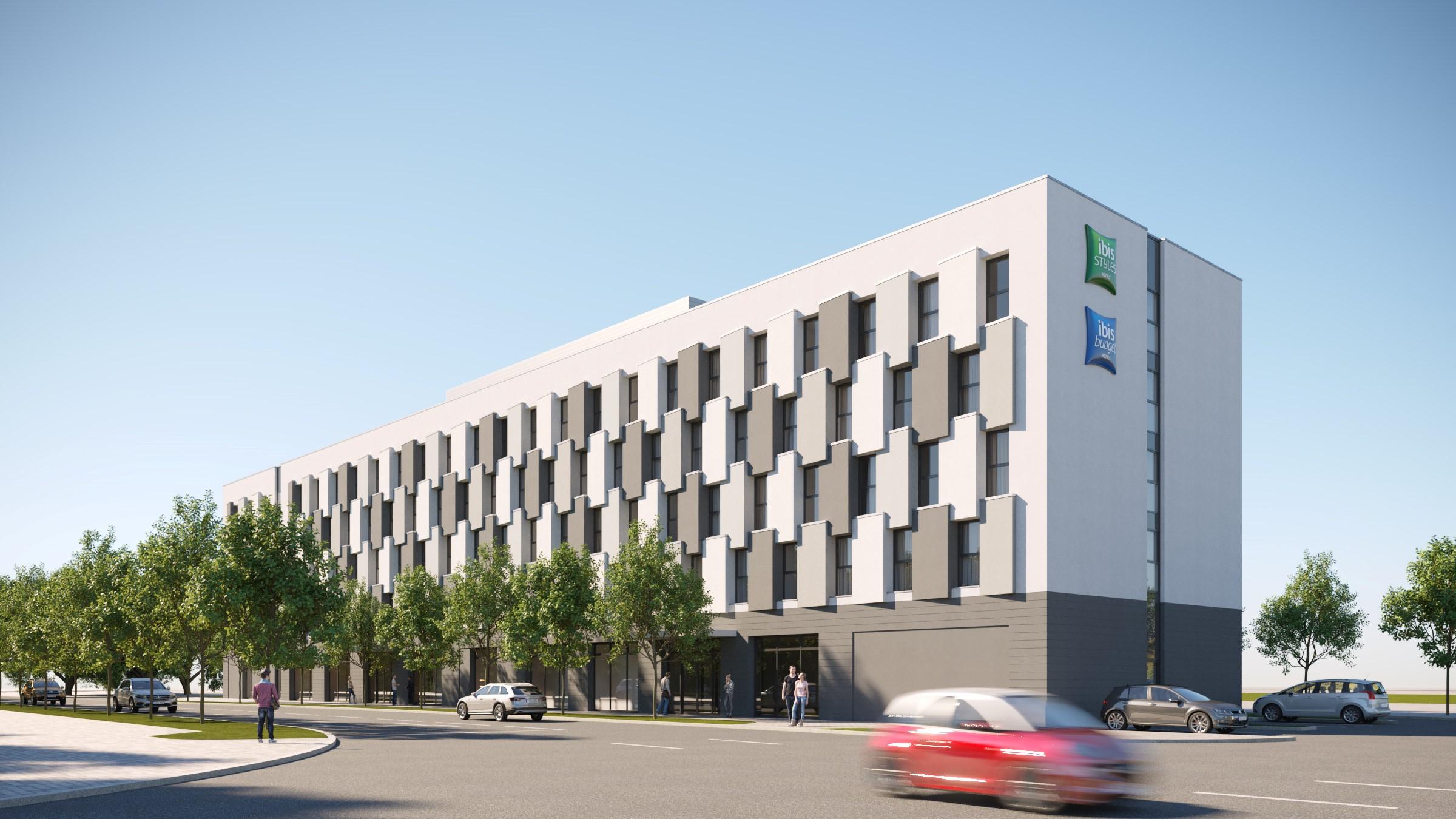 Grundsteinlegung IBIS Budget & IBIS Styles in Bayreuth