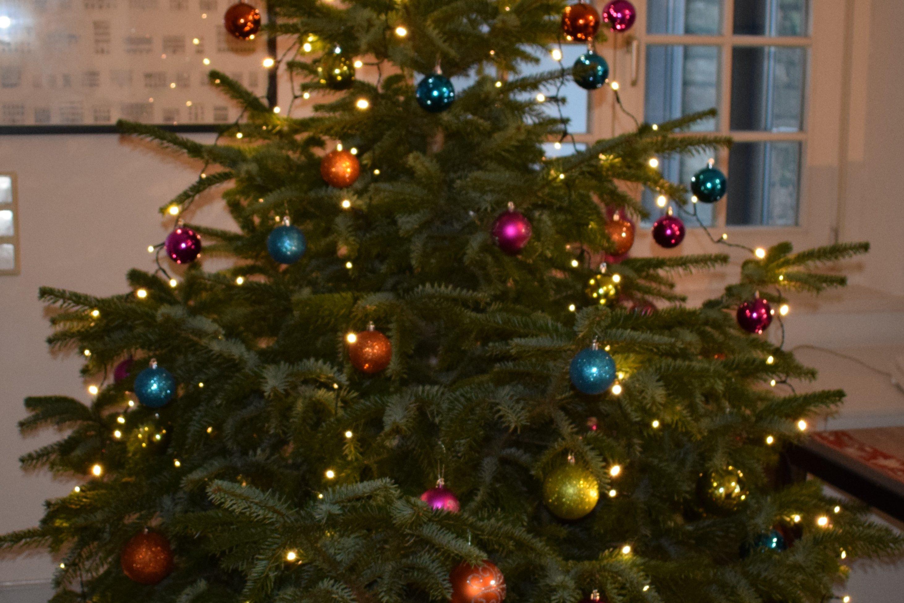 Weihnachten und Jahresrückblick bei Marggraf Architektur