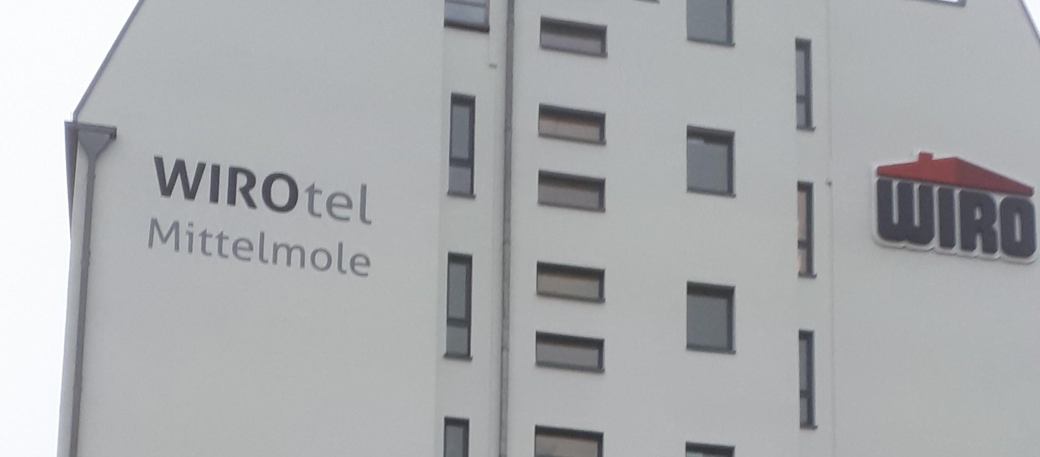 Umbau eines Bürogebäudes zum Hostel
