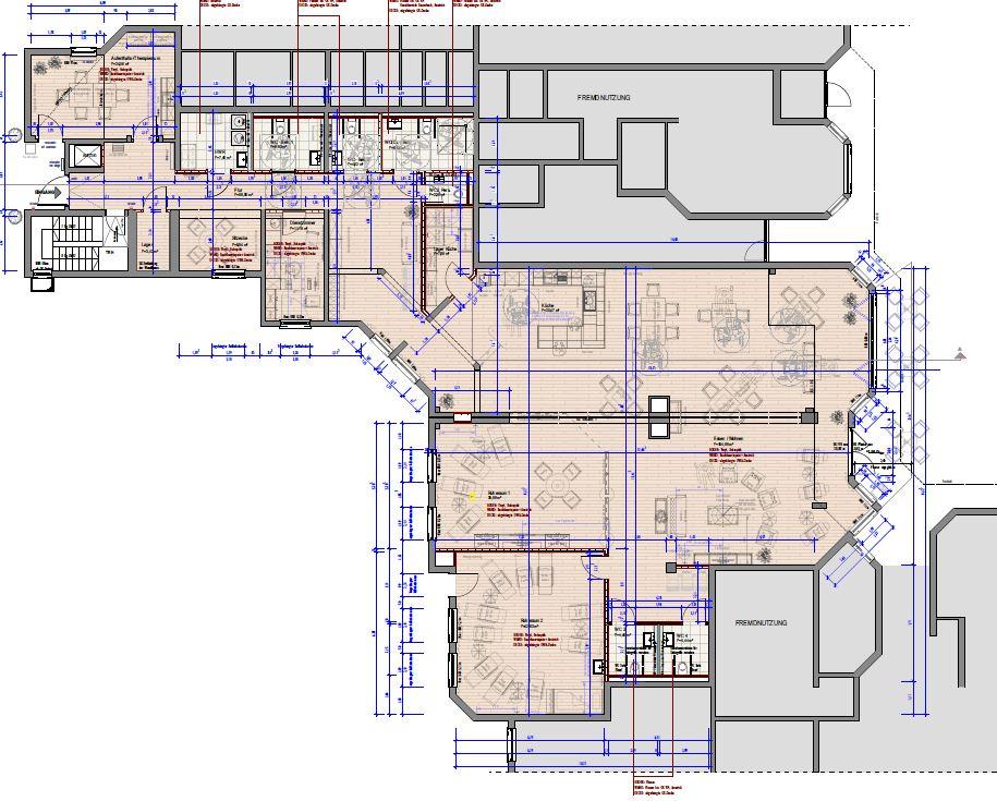 Baugenehmigung für das Bauprojekt in Heumaden
