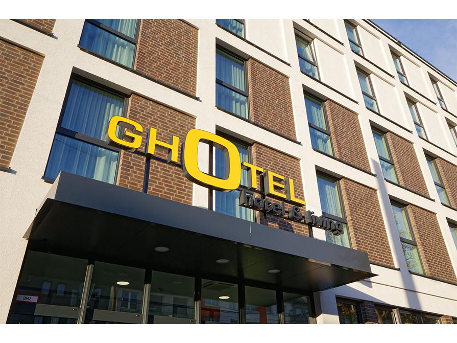 GHOTEL hotel & living in Bochum