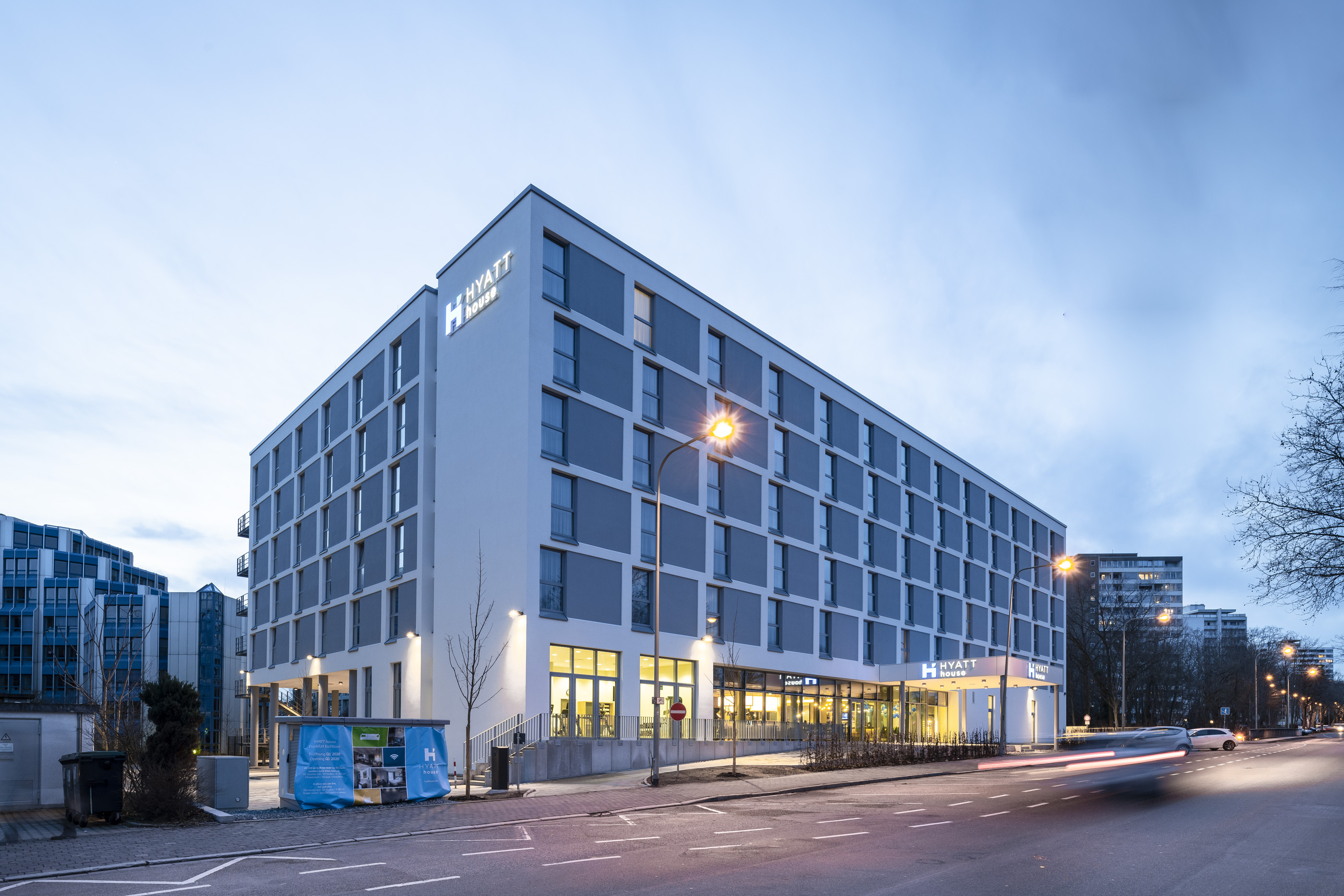 Hyatt House in Eschborn
