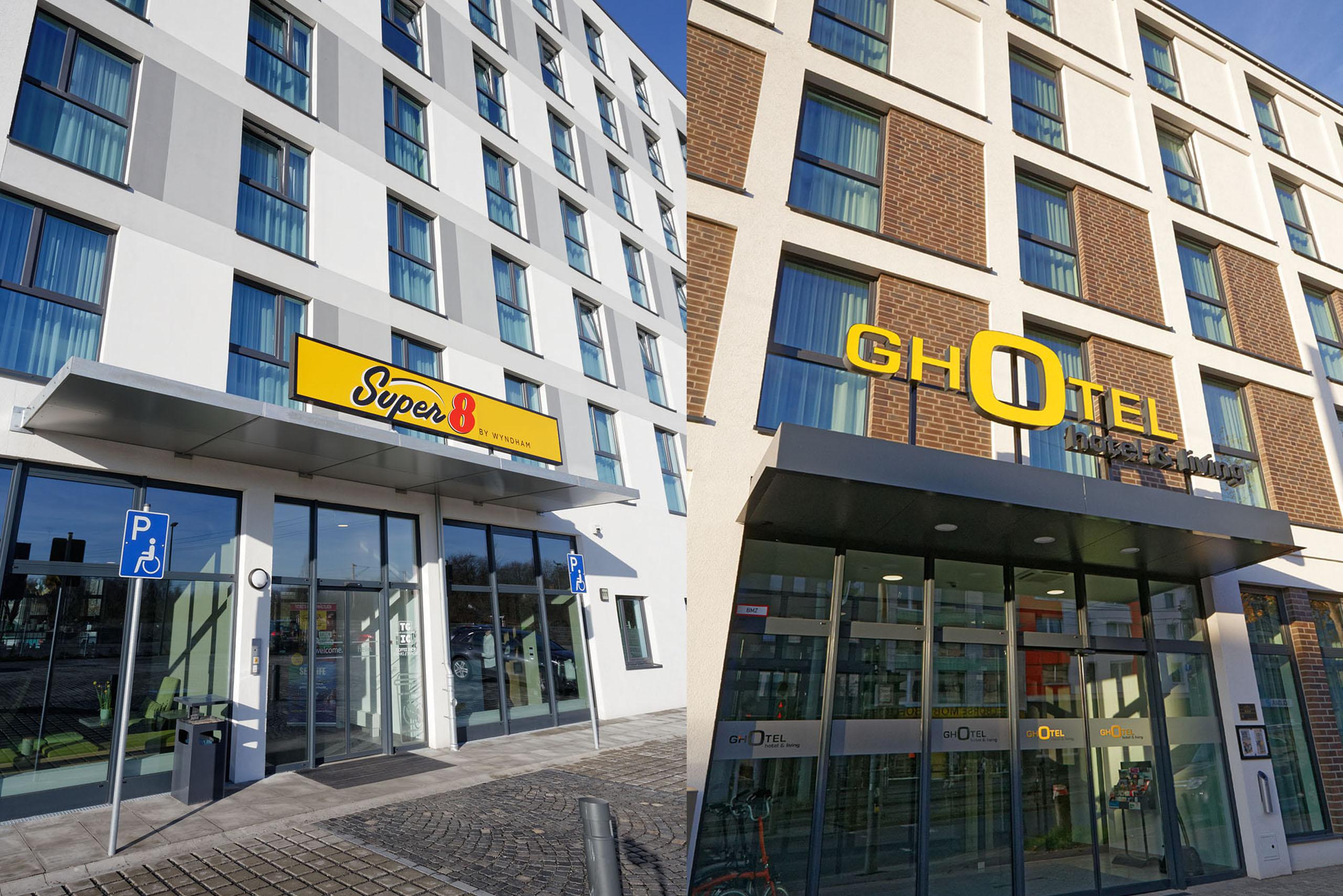 GHOTEL hotel & living Bochum – Hotel S8 Oberhausen