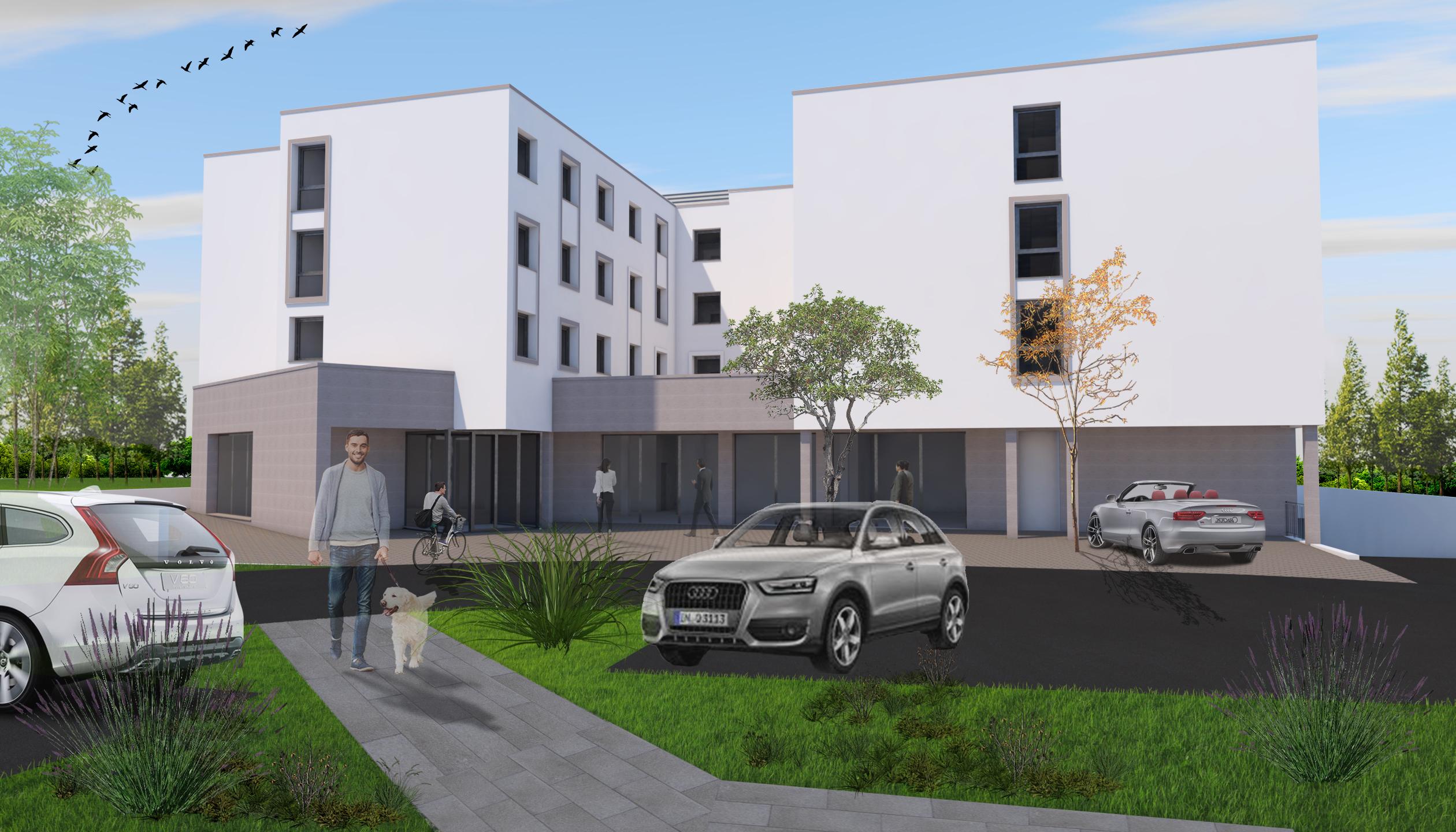 Baugenehmigung Hotelneubau Filderstadt-Bernhausen